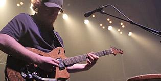 Brock Butler of Perpetual Groove guitar