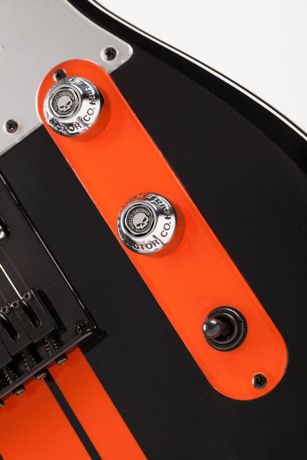 Harley Davidson Guitar knobs