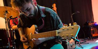 Mark Watter Custom Guitar