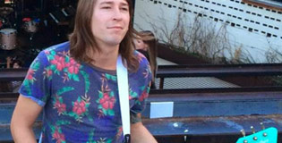 Spencer Trent of the Mowgli's