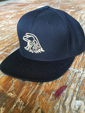Moniker Eagle Baseball Hat