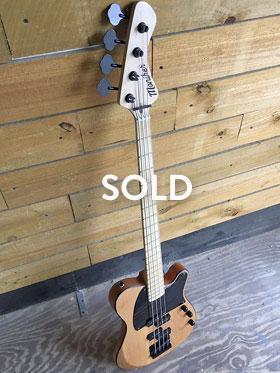 Natural Dixie Bass