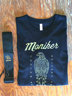 Eagle Shirt & Strap Combo